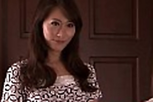 Japanese milf licks hotties on the best of terms slit
