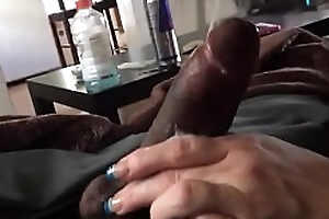 Mature sucking weasel words on couch while husband far the room sleep