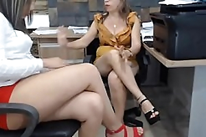 2 mature undoubtedly office foundation fetish sexy hands heels - watch their Live Limit -  xcams.site/dmoffice