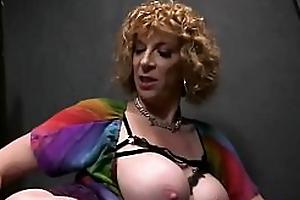 Chubby Tits Matured Makes a Chubby Black Cock Cum - Sara Kid play around
