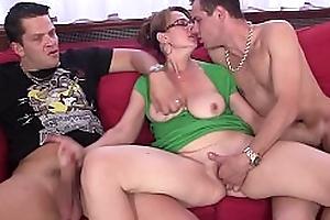 Prex old mature woman