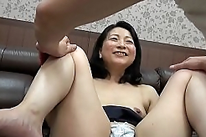 Mature Milf suduced away from younger men part 2